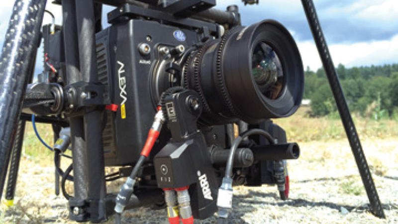 Arri Alexa Mini Software Update 2.6 Manual