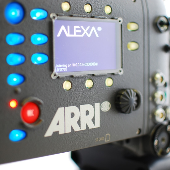 Arri Alexa User Manual